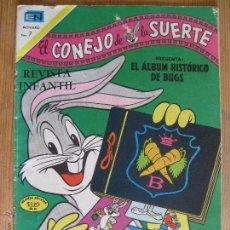 Tebeos: EL CONEJO DE LA SUERTE - NOVARO Nº366. Lote 50958756