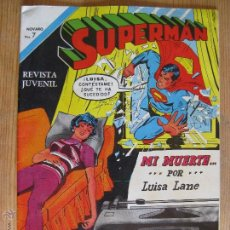 Tebeos: SUPERMAN - NOVARO Nº885. Lote 50959259