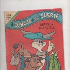 Tebeos: EL CONEJO DE LA SUERTE Nº 336. NOVARO 1970.DA. Lote 51050622