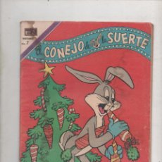 Tebeos: EL CONEJO DE LA SUERTE Nº 352. NOVARO 1970.DA . Lote 51050844