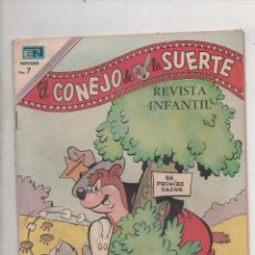 Tebeos: EL CONEJO DE LA SUERTE Nº 332. NOVARO 1970.DA . Lote 51051345