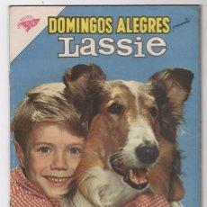 Tebeos: DOMINGOS ALEGRES # 403 LASSIE NOVARO 1961 EXCELENTE ESTADO. Lote 51324068