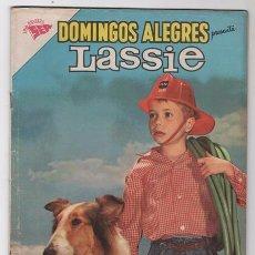 Tebeos: DOMINGOS ALEGRES # 440 LASSIE NOVARO 1962 MUY BUEN ESTADO. Lote 51324087