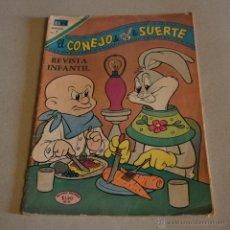 Tebeos: EL CONEJO DE LA SUERTE, Nº 349. NOVARO 1970. LITERACOMIC.. Lote 51353779