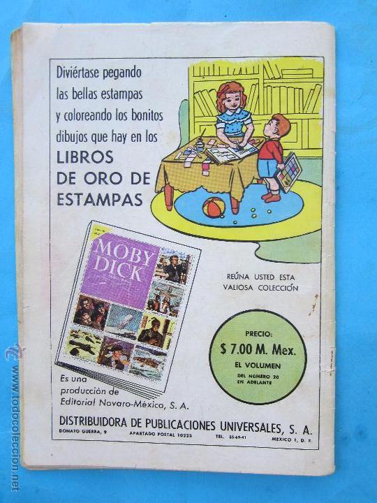 Tebeos: el pajaro loco , n.259 , editorial novaro 1964 - Foto 3 - 51387671