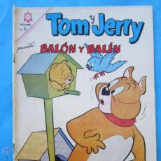 Tebeos: TOM Y JERRY , N.222, EDITORIAL NOVARO 1965. Lote 51387791
