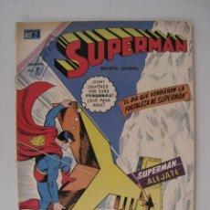 Tebeos: SUPERMAN - Nº 934 - 17 OCTUBRE 1973 - NOVARO.. Lote 51587565