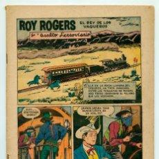 Tebeos - ROY ROGERS - Nº 63 - SEA - 1957 - 51588247