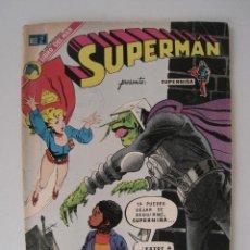 Tebeos: SUPERMAN - Nº 909 - 25 ABRIL 1973 - NOVARO.. Lote 51589131