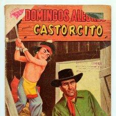Tebeos: DOMINGOS ALEGRES - Nº 259 - CASTORCITO - SEA - 1959. Lote 51653168