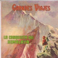 Tebeos: LIBRO COMIC - GRANDES VIAJES - TOMO V - EDITORIAL NOVARO - 1973.. Lote 51669428