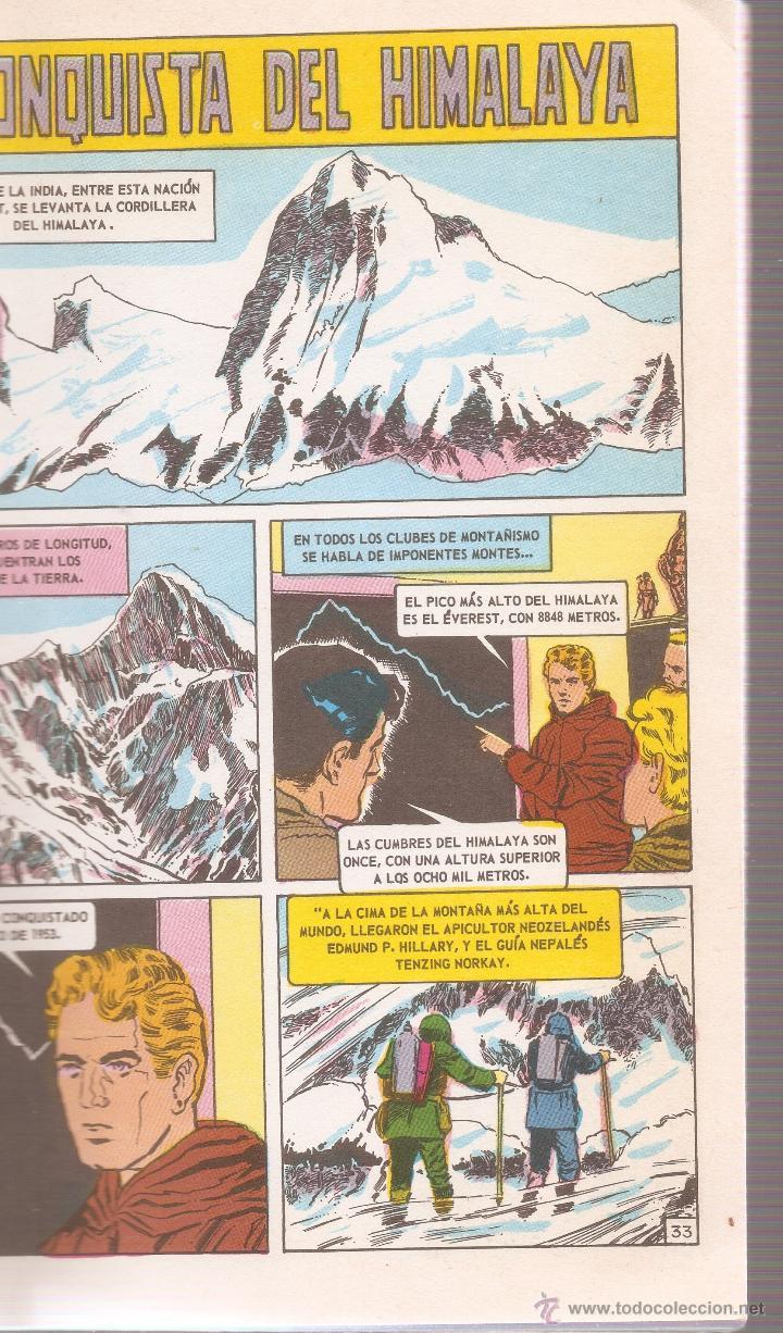 Tebeos: La conquista del Himalaya - Foto 3 - 51669428