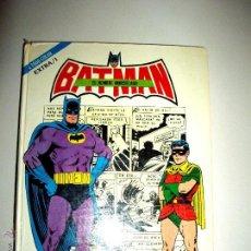 Tebeos: LIBRO CÓMIC BATMAN EXTRA Nº 1 EDICIONES NOVARO. Lote 51526026
