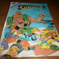 Tebeos: SUPERMAN - SERIE AGUILA - AÑO XXV - Nº 2-1103 - 4 DE MAYO DE 1977.. Lote 73520590