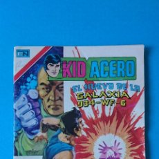 COMIC KID ACERO - AÑO 1 Nº 14 SERIE AGUILA, EDITORIAL NOVARO 1980. R-239