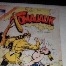 Tebeos: TOMAJAUK - NOVARO - 1973. Lote 52491822