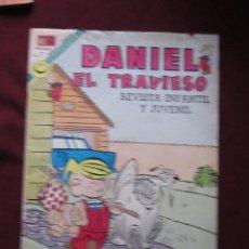 Tebeos: DANIEL TRAVIESO. Nº 106. NOVARO 1972 TEBENI. Lote 52503724