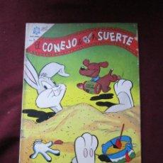 Tebeos: EL CONEJO DE LA SUERTE Nº 231. NOVARO 1966 TEBENI. Lote 52507645