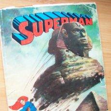 Tebeos: SUPERMAN. NOVARO TOMO 27 XXVII LIBRO COMIC 1979. Lote 52533520
