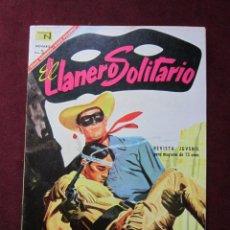 Tebeos: EL LLANERO SOLITARIO Nº 169. NOVARO. 1967 TEBENI MBE. Lote 52542272