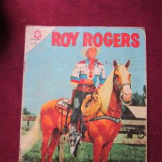 Tebeos: ROY ROGERS Nº 152. NOVARO. 1965 TEBENI. Lote 52550320