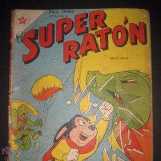 Tebeos: SUPER RATON - NUMERO 35 -1954 - (V-3489). Lote 52561587