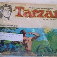 Tebeos: TARZAN ,COMPLETA DE NOVARO -COL DE 8-GA. Lote 52587469