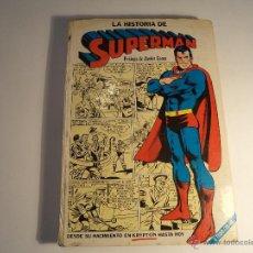 Tebeos: LA HISTORIA DE SUPERMAN. NOVARO. (Z-9). Lote 52699437