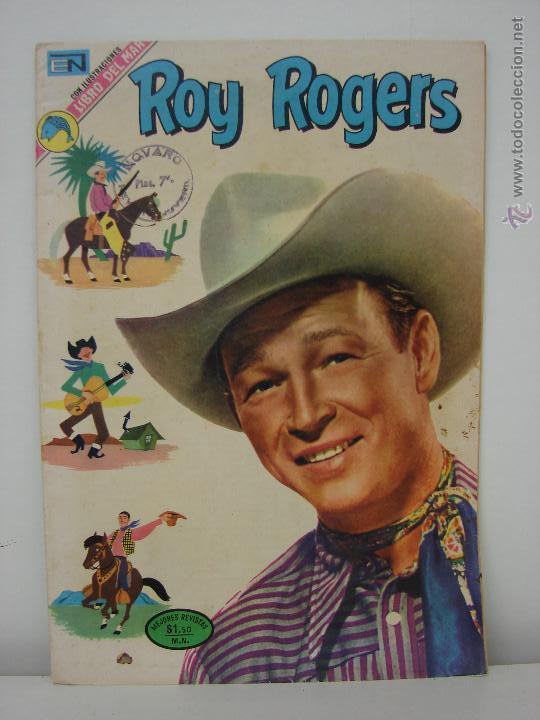 ROY ROGERS. NOVARO. NUMERO 297. 1973 (Tebeos y Comics - Novaro - Roy Roger)