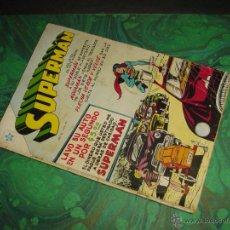 Tebeos: SUPERMAN (NOVARO) ... Nº 40. Lote 137981929