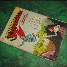 Tebeos: SUPERMAN (NOVARO) ... Nº 86. Lote 52806336