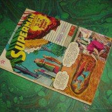 Tebeos: SUPERMAN (NOVARO) ... Nº 138. Lote 52806351