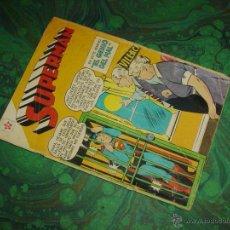 Tebeos: SUPERMAN (NOVARO) ... Nº 196. Lote 52806412