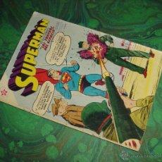 Tebeos: SUPERMAN (NOVARO) ... Nº 189. Lote 52806570