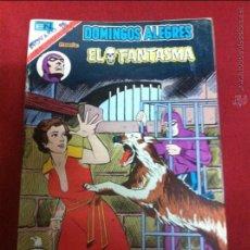 Tebeos: NOVARO SERIE AGUILA DOMINGOS ALEGRES CON EL FANTASMA NUMERO 1307. Lote 52826300