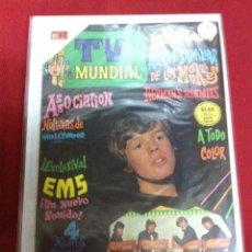Tebeos: ESPECIAL TV MUNDIAL ALBUN FAMILIAR DE LOS MONKEES BUEN ESTADO REF.6. Lote 52901034