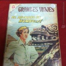 Tebeos - NOVARO GRANDES VIAJES NUMERO 24 - 52918567