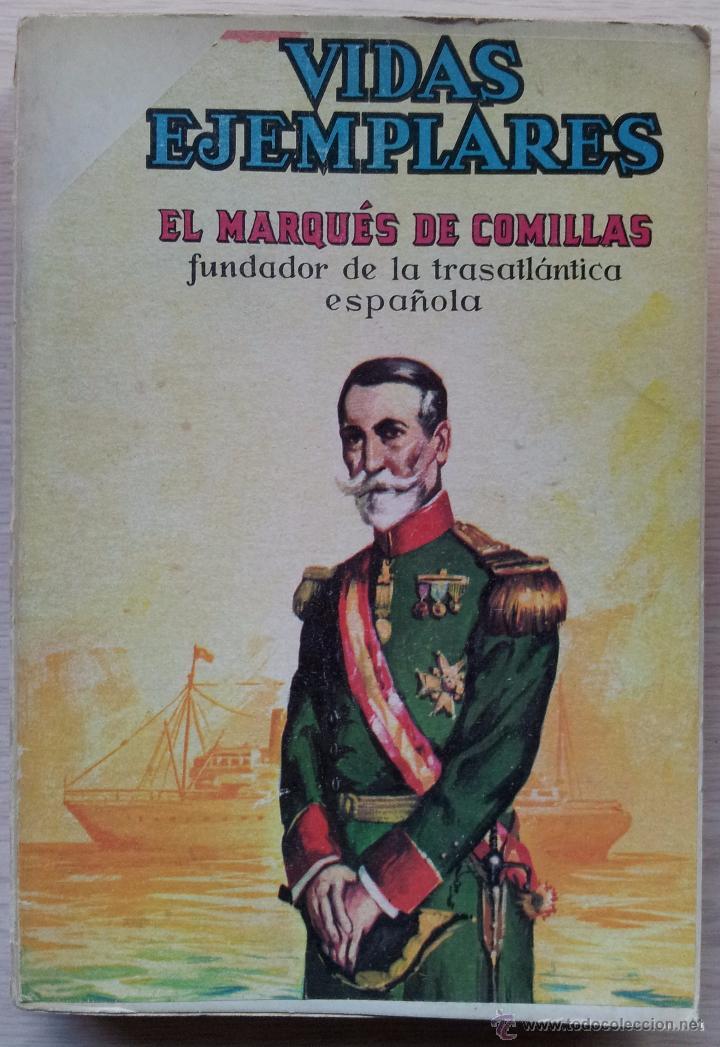 VIDAS EJEMPLARES - TOMO CON 14 REVISTAS ENCUADERNADO - EDITORIAL NOVARO 1966/70 (Tebeos y Comics - Novaro - Vidas ejemplares)