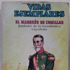 Tebeos: VIDAS EJEMPLARES - TOMO CON 14 REVISTAS ENCUADERNADO - EDITORIAL NOVARO 1966/70. Lote 52922287