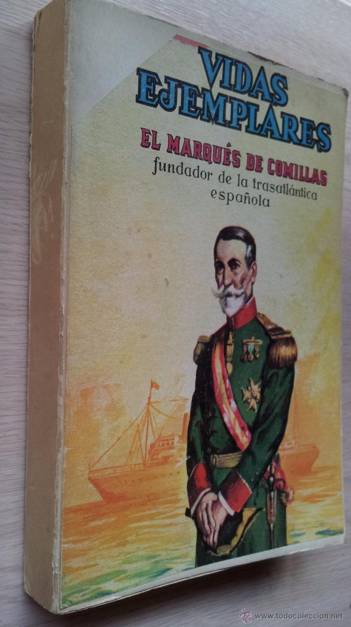 Tebeos: VIDAS EJEMPLARES - TOMO CON 14 REVISTAS ENCUADERNADO - EDITORIAL NOVARO 1966/70 - Foto 16 - 52922287