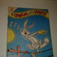 Tebeos: ANTIGUO COMIC DE NOVARO EL CONEJO DE LA SUERTE Nº 214 AÑOS 60 MEXICO ORIGINAL *. Lote 52983771