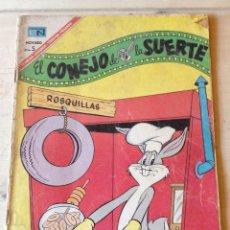Tebeos: LC 173 - NOVARO - EL CONEJO DE LA SUERTE - Nº 270 - 5PTAS - 1967 - BUEN ESTADO - REPASADO. Lote 53100876