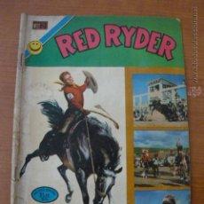 Tebeos: COMIC RED RYDER NOVARO Nº 287 AÑO 1972. Lote 53168786