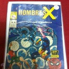 Tebeos: LOS HOMBRES X NUMERO 46 BUEN ESTADO REF.29. Lote 53200268