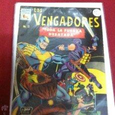 Tebeos: LOS VENGADORES NUMERO 72 BUEN ESTADO REF.29. Lote 53200837