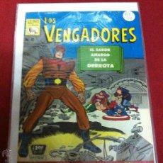 Tebeos: LA PRENSA SIMILAR NOVARO LOS VENGADORES NUMERO 42 MUY BUEN ESTADO REF.29. Lote 53200871