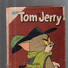 Tebeos: TOM Y JERRY. AÑO IX. Nº 121. OCTUNBRE 1959. EDITADA EN MEXICO. NOVARO. Lote 53230196