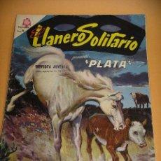 Tebeos: EL LLANERO SOLITARIO Nº 145, ED. NOVARO, AÑO 1965, MUY BUEN ESTADO. ERCOM. Lote 53303624