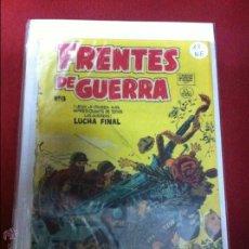 BDs: FRENTES DE GUERRA NUMERO 13 NORMAL ESTADO REF.30. Lote 53325178