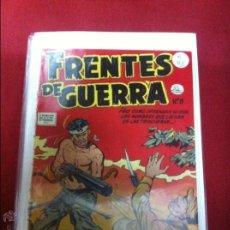 BDs: FRENTES DE GUERRA NUMERO 8 BUEN ESTADO REF.30. Lote 53325259